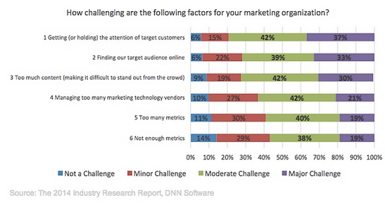 DNN Software 2014 Challenges Marketing