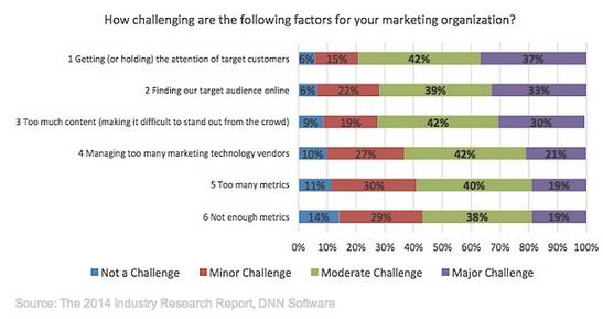 DNN Software 2014 Challenges Marketing