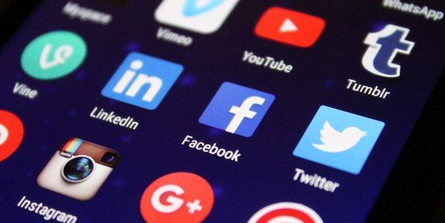 Bitkom Umfrage Social Media